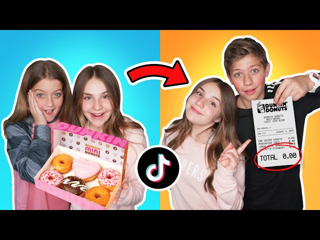 We Tested VIRAL Tik Tok Life Hacks **THEY WORKED**🍩💯| Piper Rockelle