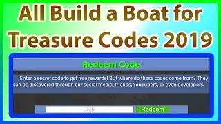 build a boat for treasure codes 2019 april - TH-Clip