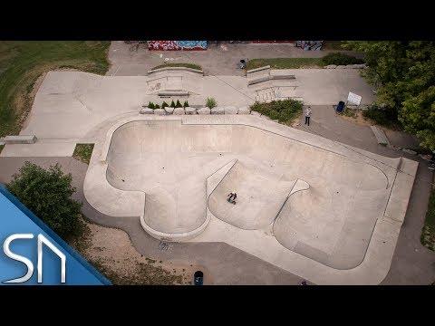 Session Atlas - Ontario - Cambridge Skate Park
