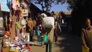 Lakkar Bazaar in Shimla