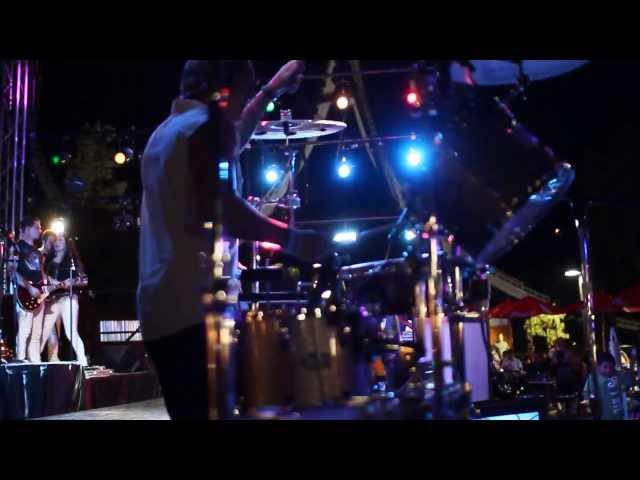RICKY ROCKS & DJ NEL @ FULL THROTTLE NIGHTS l SIX FLAGS MAGIC MOUNTAIN
