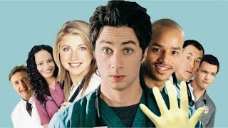 Scrubs 2x03 - The Doves - Caught By The River