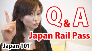 Japan Guide: Japan Rail Pass Q&A : JAPAN 101