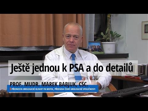 Prostatitis a medicína vitaprost