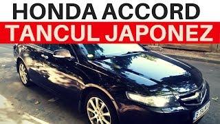 Prezentarea Abonatilor: HONDA ACCORD. TANCUL JAPONEZ