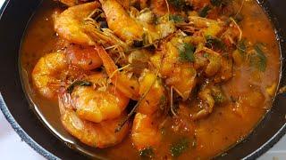 An Amazing Jumbo Shrimp Seafood Recipe| Delicious & Tasty