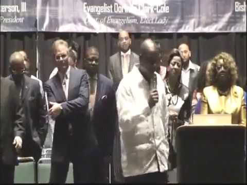 2018 COGIC ME International Workers' Greeting And Praise Break - One Ebony Voice