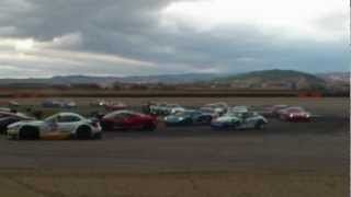 preview picture of video 'Blancpain - Circuito de Navarra - First lap'
