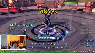 Blade & Soul NA Kung Fu Master Iron Claw Rotation Guide