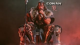 Jean-Marie RIVESINTHE - Conan of Cimmeria