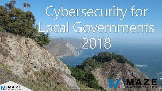 Cybersecurity for Local Governments 2018