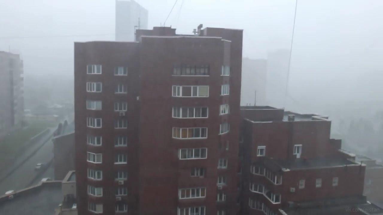 Нападение инопланетян на Новосибирск