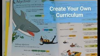 English Language Arts Resources // Build Your Own Curriculum