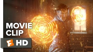 DOCTOR STRANGE Movie Clip - Sanctum Battle