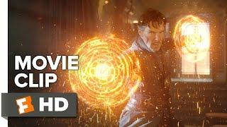 DOCTOR STRANGE Movie Clip - Sanctum Battle