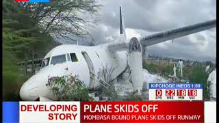 DEVELOPING STORY: Plane crashes after take-off from Nairobi's Wilson Airport