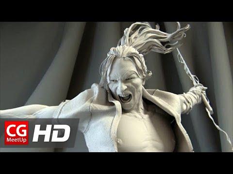 "CGI Showreels HD: ""Character Modeling"" by Victor Hernandez"