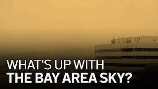 This Is Why The Bay Area Sky Was Orange, Red and Even Yellow