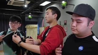 Fight Etiquette BT01 - Preparing for a Regional Tournament