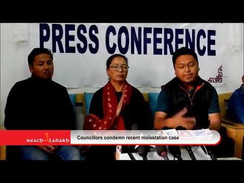 Councillors condemn molestation case