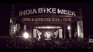 India bike week - paperqueen