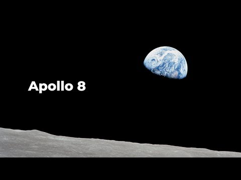 Around The Moon And Back in Apollo 8