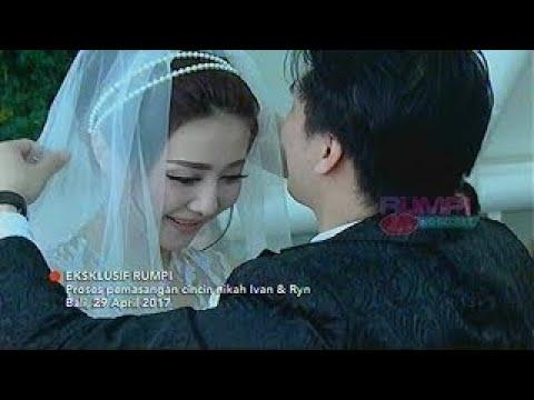 Exclusive! Pernikahan Ryn EKS CHIBI & Ivan Di Bali Rumpi No Secret 3 Mei 2017
