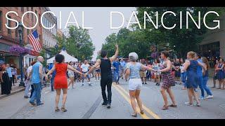 """WHAT MAKES SOCIAL DANCING WORK? //""""Cuban Salsa"""""""