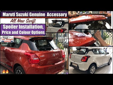 Car Spoiler at Best Price in India