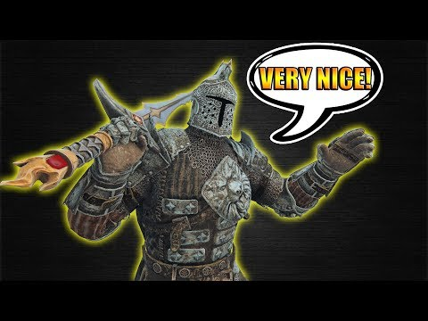 Very Nice! - Awesome Fights [For Honor]