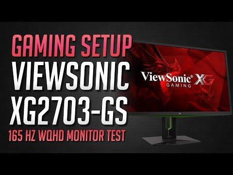 Viewsonic XG2703-GS Test | Mein Gaming-Monitor vorgestellt ★ Hardware Ecke