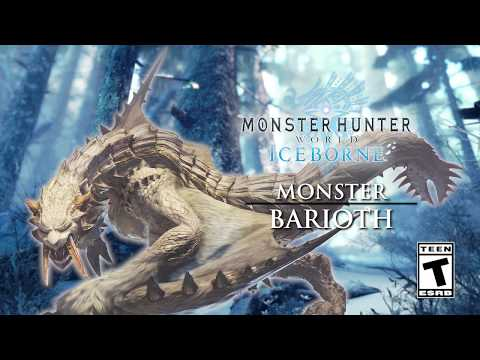 Could The New Variants Be Raging Brachydios And Frozen Barioth