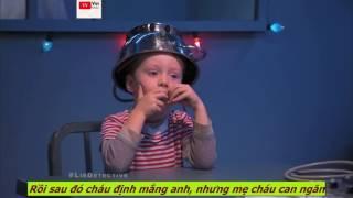 Tổng Hợp Màn Troll Trẻ Em Bằng Máy Nói Dối :))