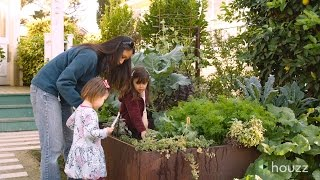Visit A Tiny California Garden With Lots To Taste