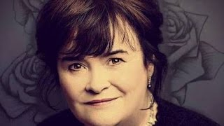 Bridge over troubled water - Susan Boyle - Lyrics - (HD scenes)
