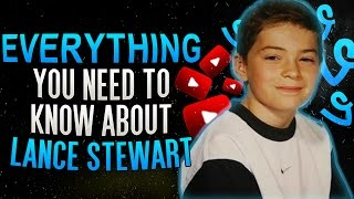 Everything You Need To Know About Lance Stewart (Lance Stewart Facts)