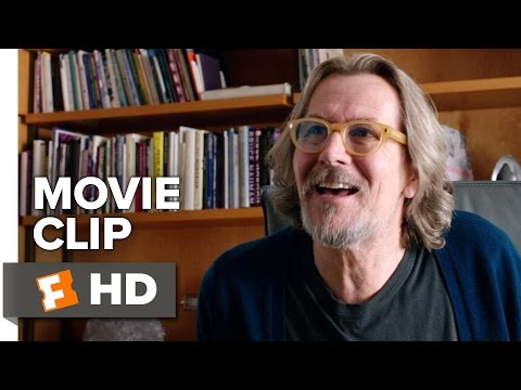 The Space Between Us Movie CLIP - Bring the Boy Home (2017) - Gary Oldman Movie