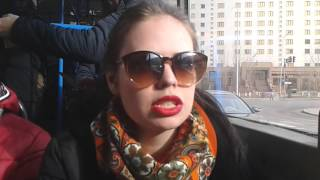 Мини обзор города  Астана