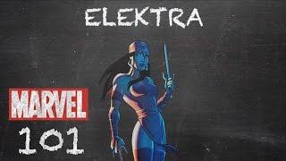 The Ninja Warrior - Elektra