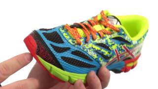 Asics Gel-Noosa Tri 10 GS Junior Shoes video