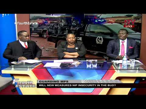 FOURTH ESTATE: Will the new security measures keep MPs safe?