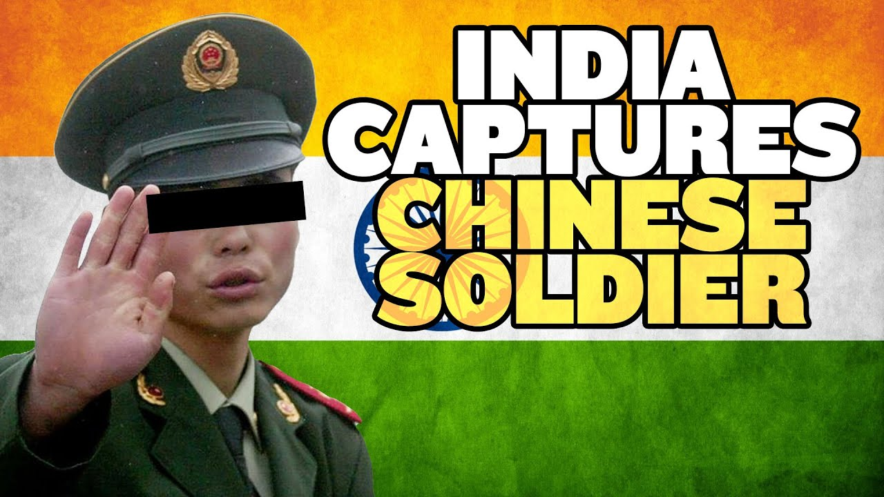 India Captures Chinese Soldier on Disputed Border thumbnail