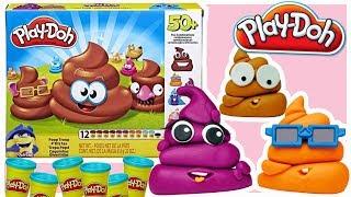 Play Doh • Kupa zabawy = kupa śmiechu • E5810 • Hasbro