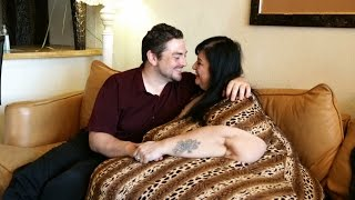 "Boyfriend Helps BBW Lover with ""Bedroom Workouts"": EXTREME LOVE"