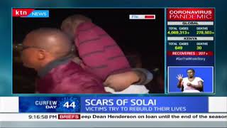 SCARS OF SOLAI: Victims of dam tragedy try to rebuild lives