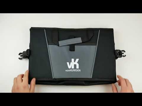 VanKLaasen Kofferraumtasche Unboxing + kurzer Test