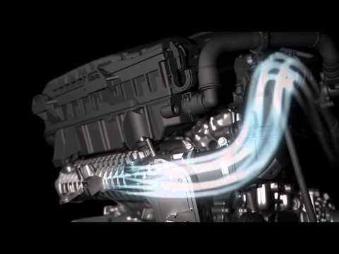 Peugeot 1.2 PureTech Turbo Engine
