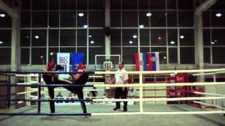 preview picture of video 'Luka PRTENJAČA vs Milan VUKOVIĆ @ OPZ 2013.'