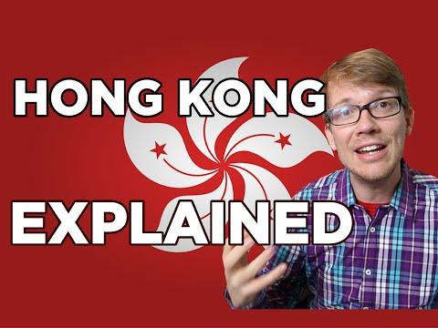 Důvod protestů v Hongkongu