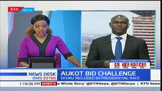 Petition to block Ekuru Aukot from running for presidency withdrawn